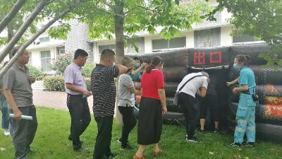 """海青镇2020""""安全生产月""""安全培训活动"""