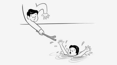 """卫生应急基本技能急救篇之一 ——""""画说""""溺水急救"""