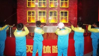 青岛海丽应急安全管理咨询有限公司的学生应急安全研学