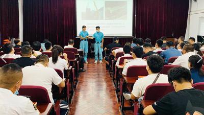 乘风破浪 安全护航——青岛交通行业开展专业应急安全培训