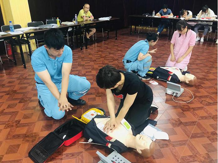 国家应急救援员职业资格培训