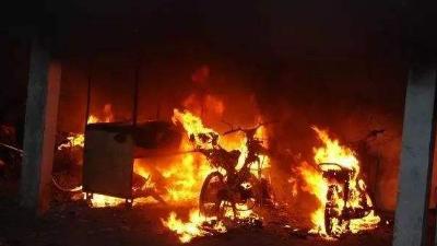 安全培训丨电动车火灾如何防范?